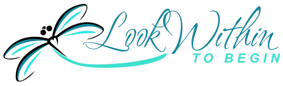 Look Within To Begin Logo